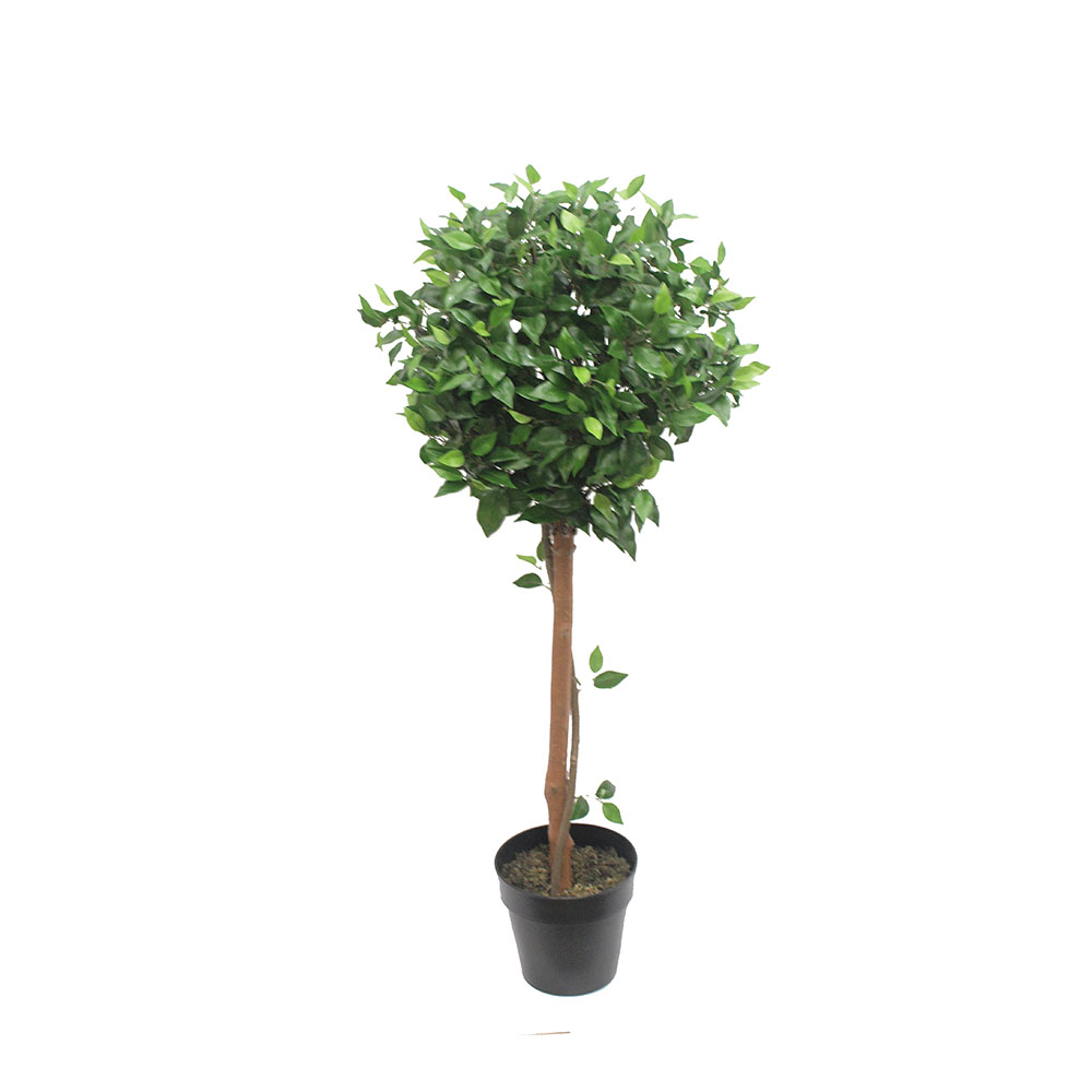 Ficus Ball Tree 1 2m Artificial Plants Online