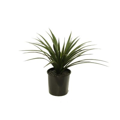 ARTIFICIAL YUCCA PLANT 70CM POTTED