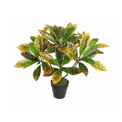 ARTIFICIAL CROTON PLANT 65CM