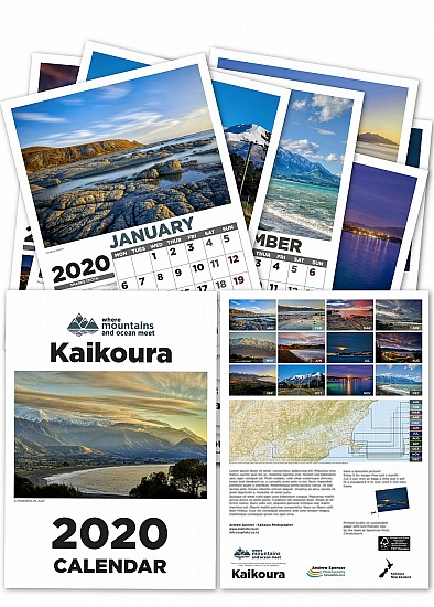 The Kaikoura Calendar 2020