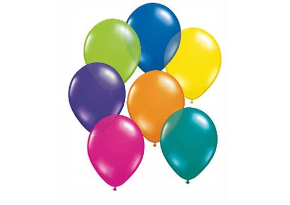 Coloured Balloons