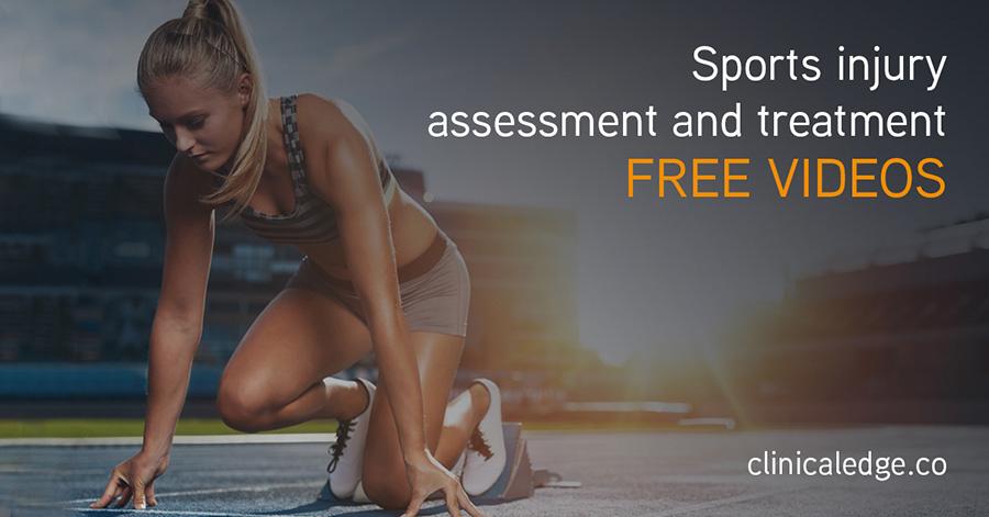 free videos sports injury