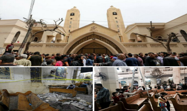 Pray for persecuted Christians to remain hopeful, diligent and safe this Easter