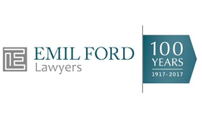 April Law Notes thanks to Emil Ford Lawyers – Helping you help others