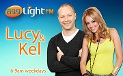 LightFM's Lucy & Kel replaces Ken & Lucy