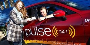 Aaron Wright joins Pulse 94.1