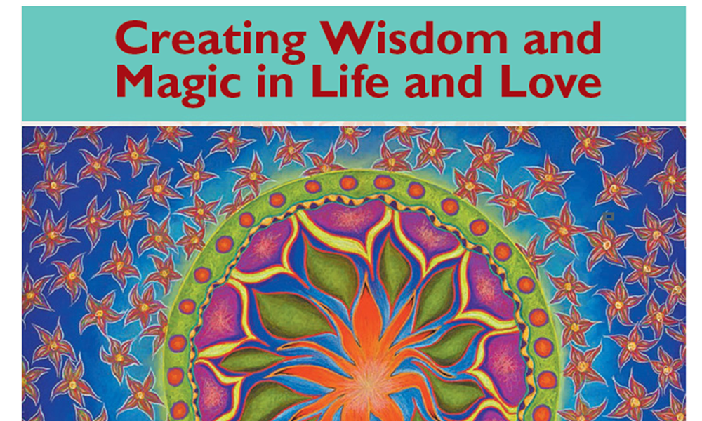 Angela Kirby will launch her latest book 'Creating Wisdom and Magic in Life and Love' at the Mount Gambier Library on Saturday.