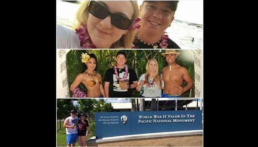 Gemma Hawaiian Honeymoon