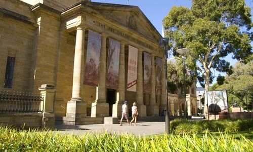 Battery to slash energy costs at Art Gallery of South Australia