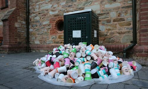 City of Adelaide joins the war on disposable coffee cups