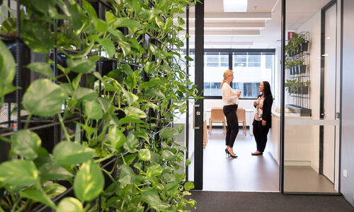 Environmentally sustainable design for SA's environment department's CBD building