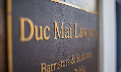 Rebate makes LED lights attractive for Duc Mai Lawyers