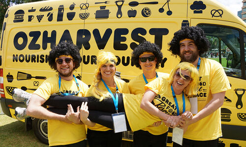Carbon Neutral Adelaide combat food waste with OzHarvest