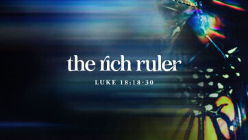 The Rich Ruler
