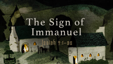 The Sign of Immanuel