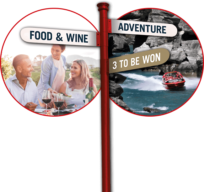 Food & Wine Adventure. 3 to be won