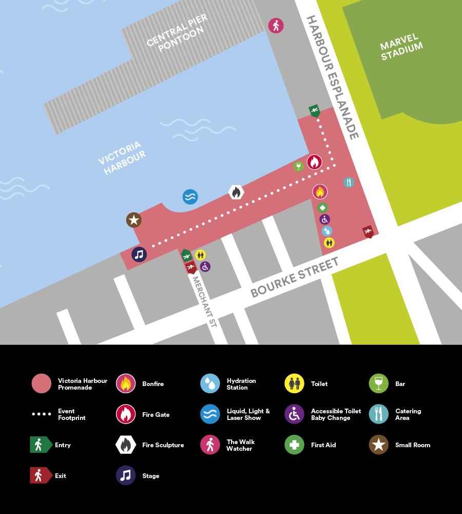 Victoria Harbour Promenade