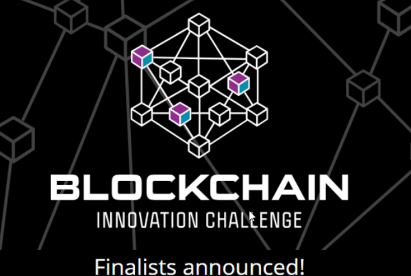 Text Blockchain innovation challenge - finalists announced