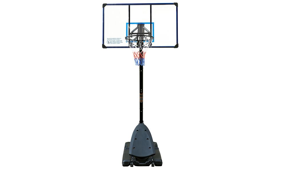 Portable angled basketball hoop 2613   web1