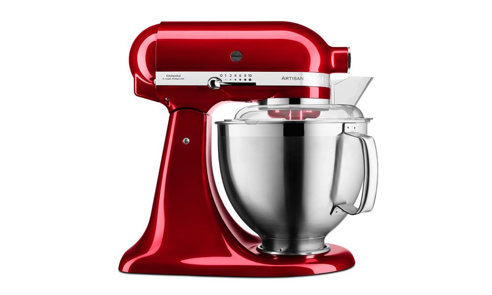 Kitchenaid 4.8l tilt head stand mixer 2617   web1