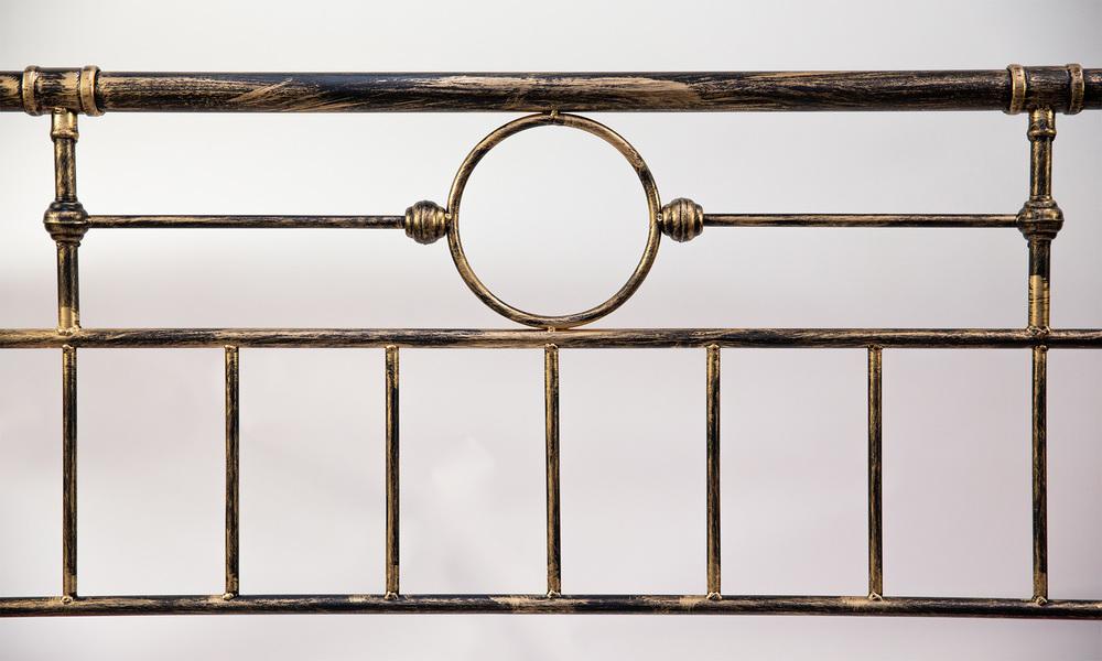 Deco metal bed frame   web3