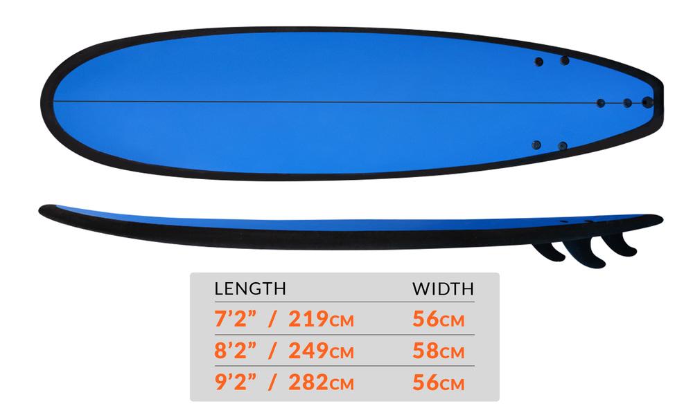 New regular   premium soft top surfboard   web2