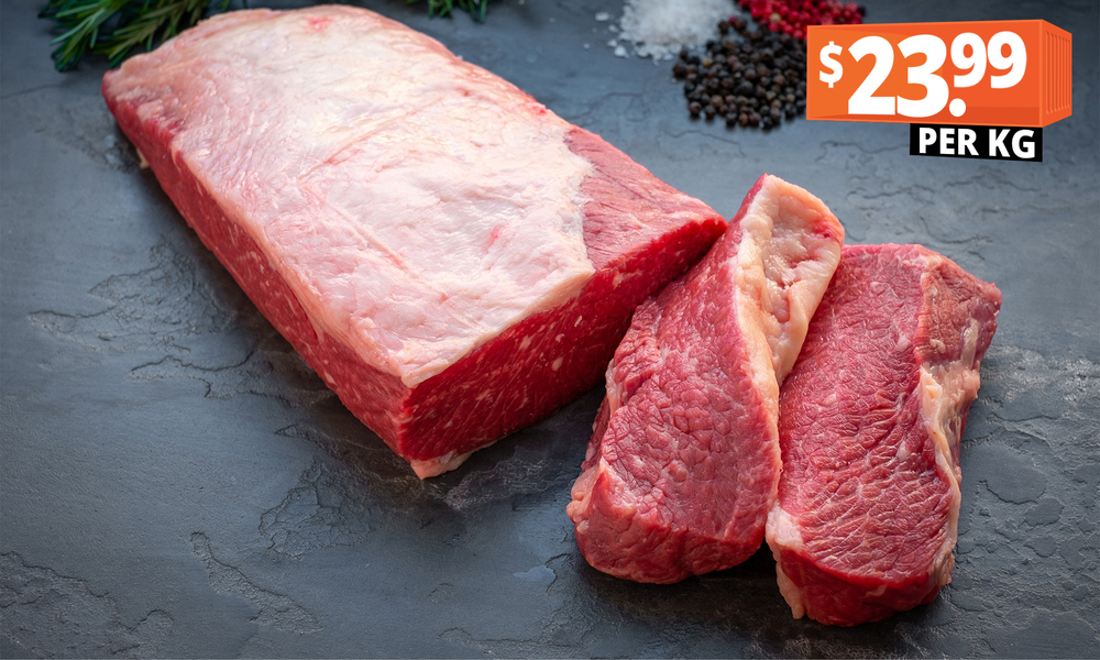 Export quality whole sirloin 23.99   web1