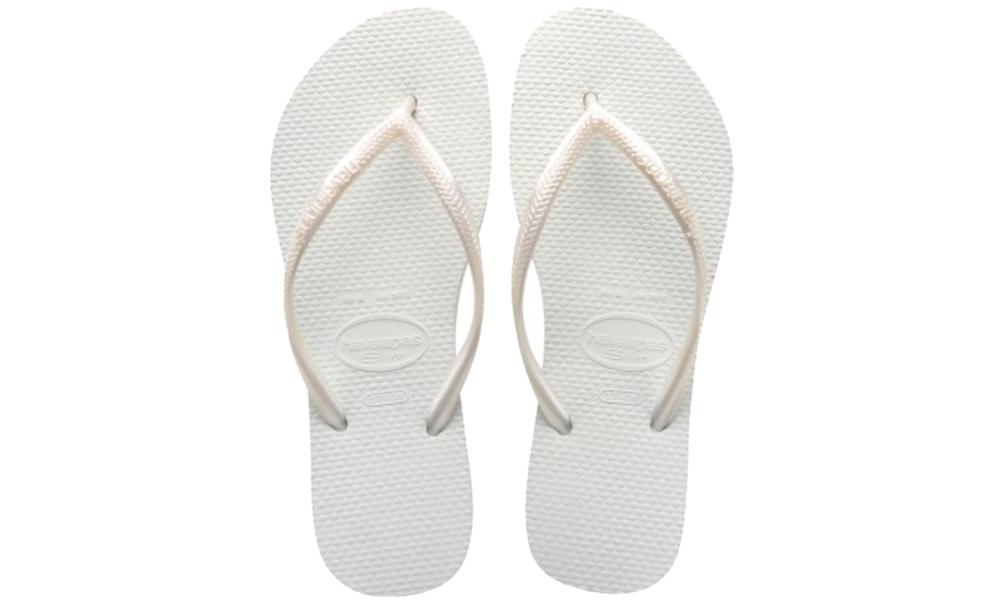 White havaiana slim jandal 2489    web