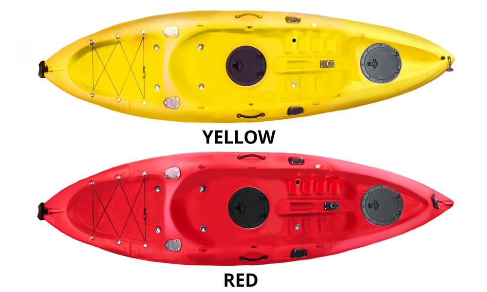 2.7m kayak   solid colour 2020   web3