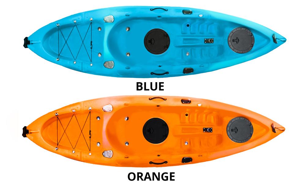 2.7m kayak   solid colour 2020   web2