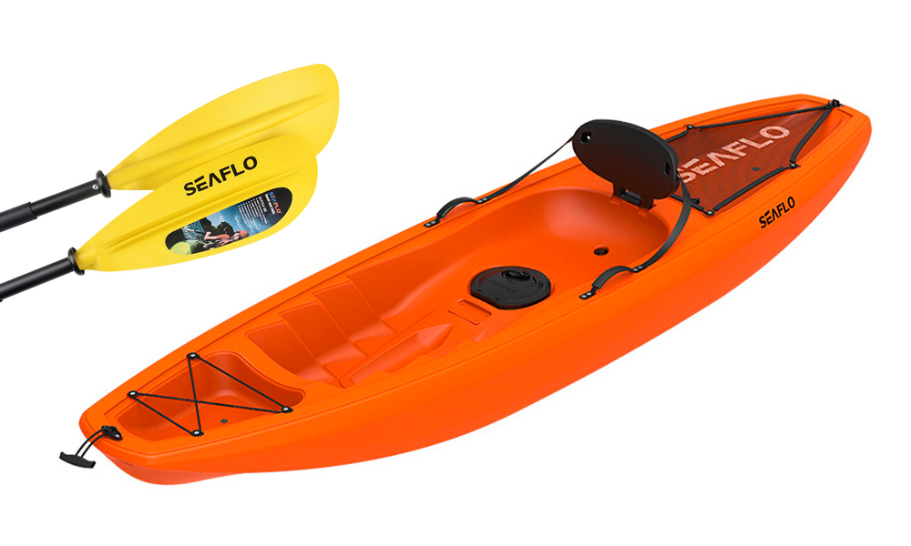 Adult kayak with paddle 2610   web5
