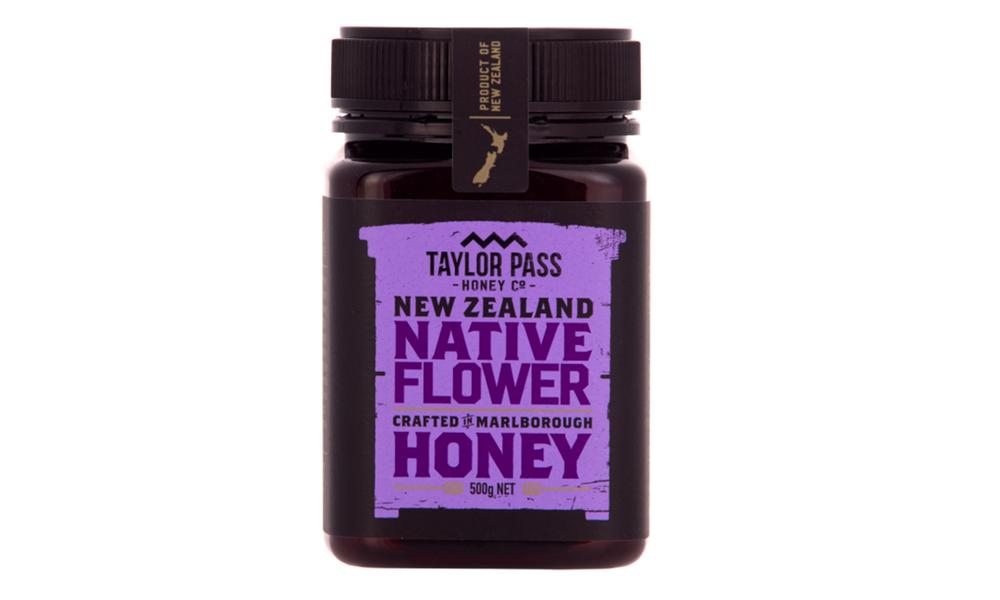 Taylor pass native flower honey 4pk 2706    web2