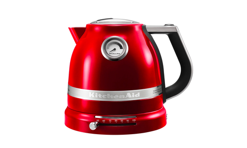 Candy apple red kitchenaid pro line kettle 2759   web1