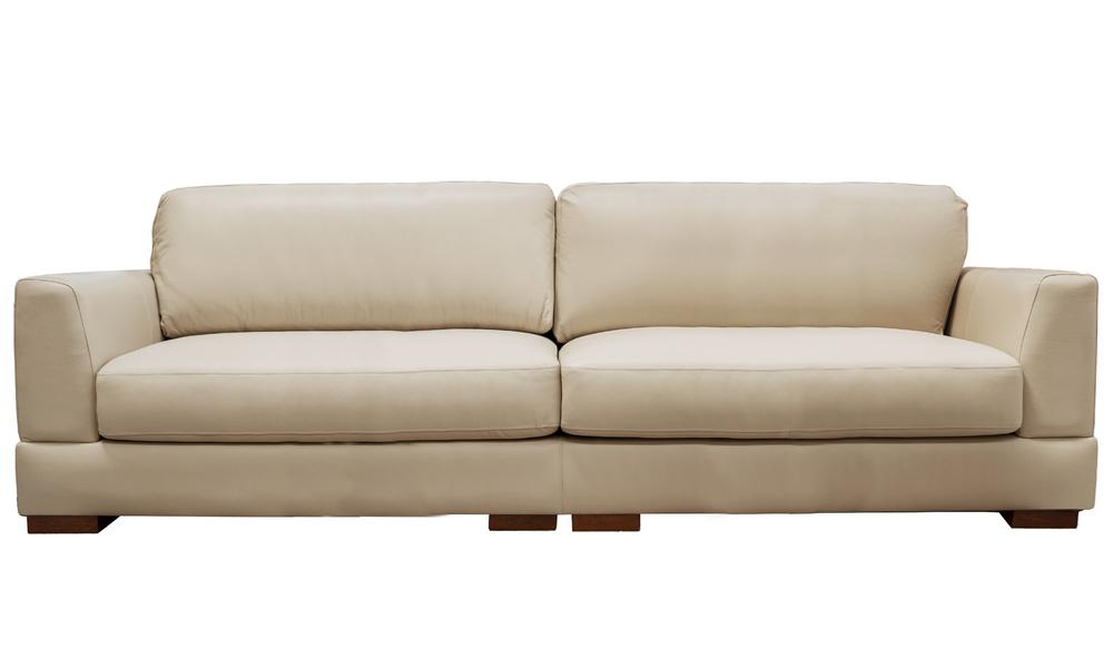 Putty 4s milano leather sofa 2322   web