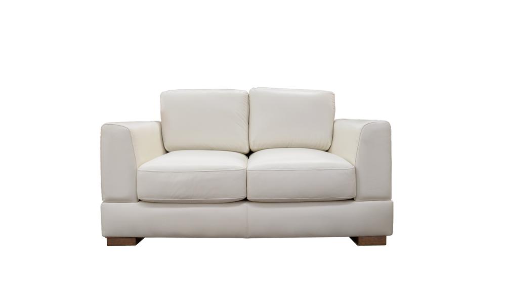 Cream 2s milano leather sofa 2322   web