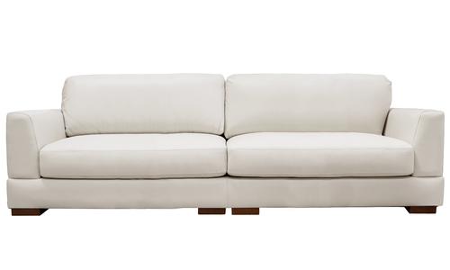 Cream 4s milano leather sofa 2322   web