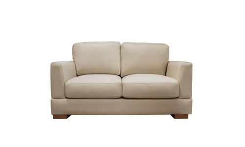 Putty 2s milano leather sofa 2322   web