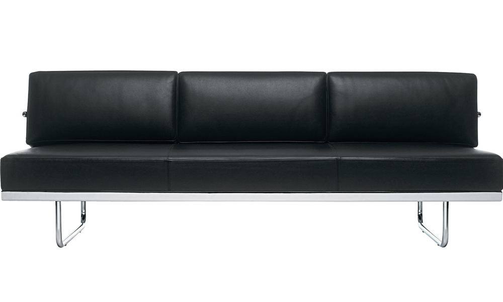 Corbusier Stoel Replica : Container door ltd replica le corbusier leather sofa