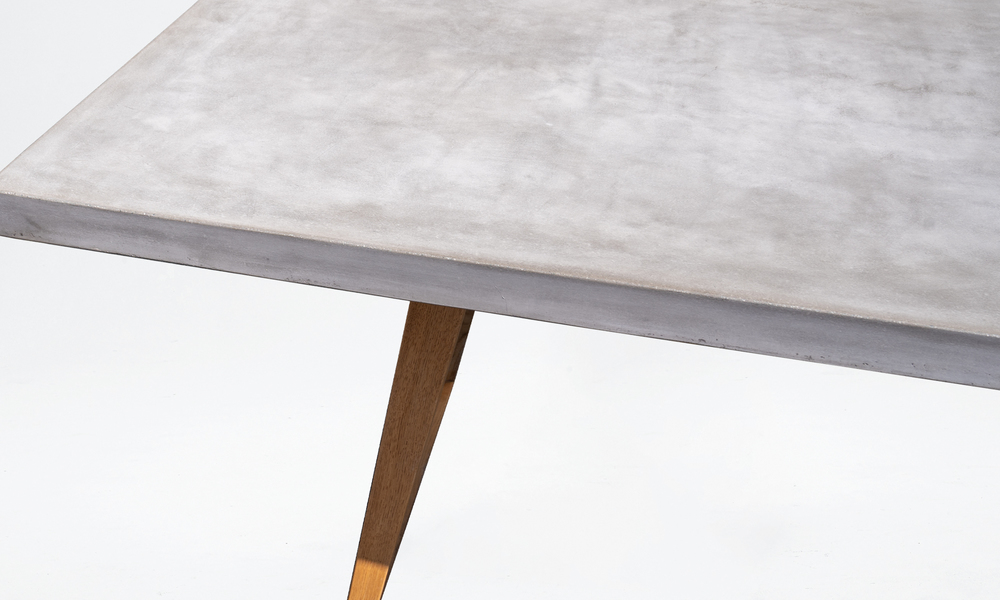 Broadway concrete dining table   web3