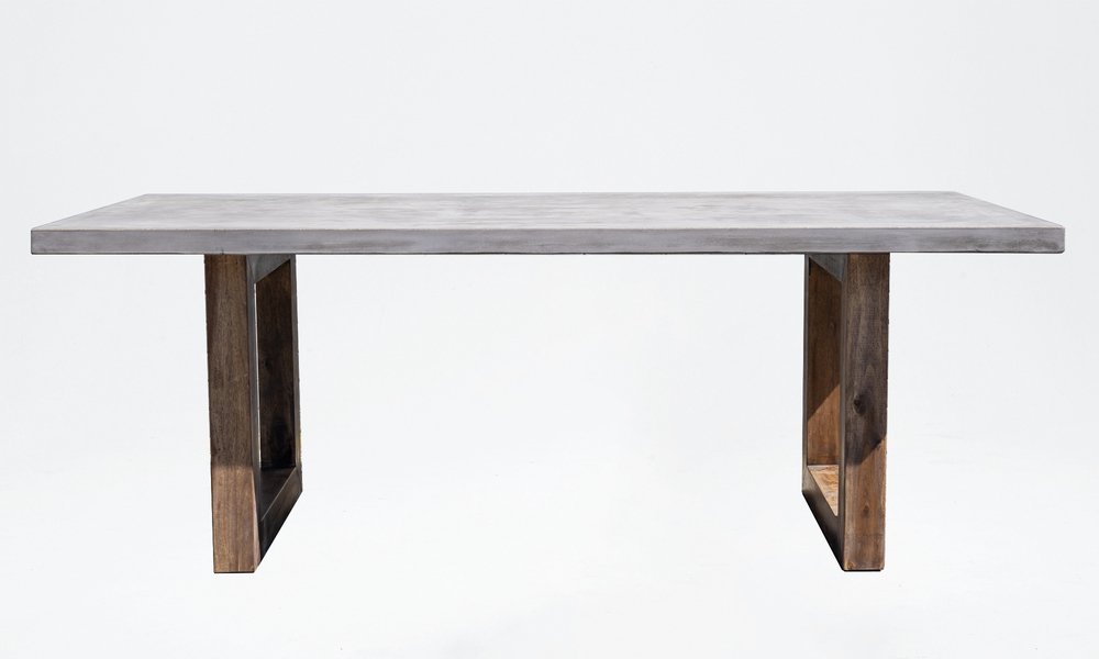 Genk concrete dining table 2647   web1