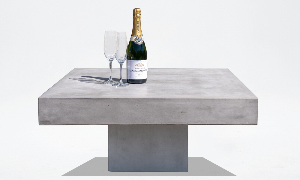 Venus square concrete table 2649   web3
