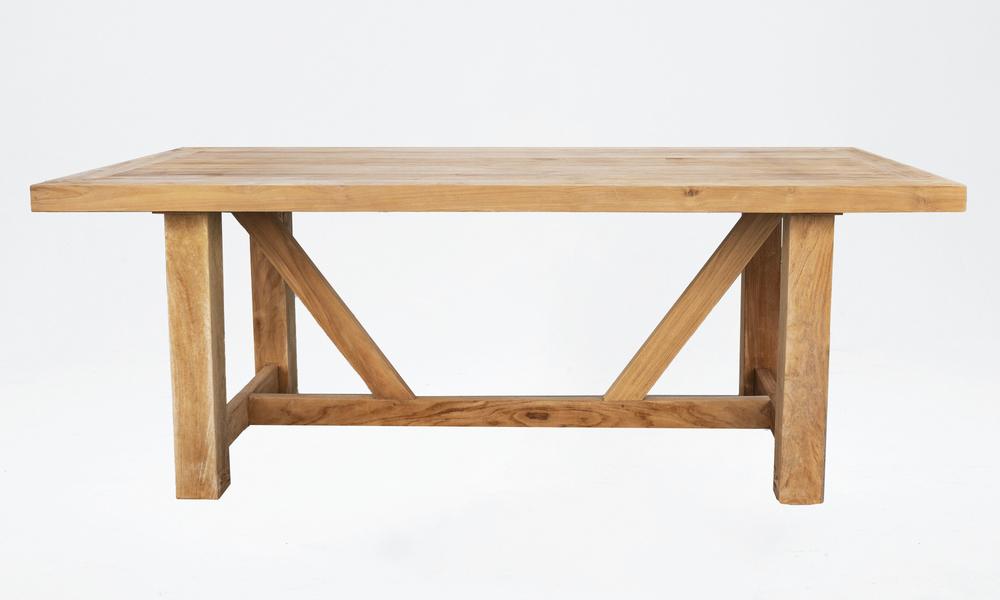 Kalle teak dining table 2568   web1 copy
