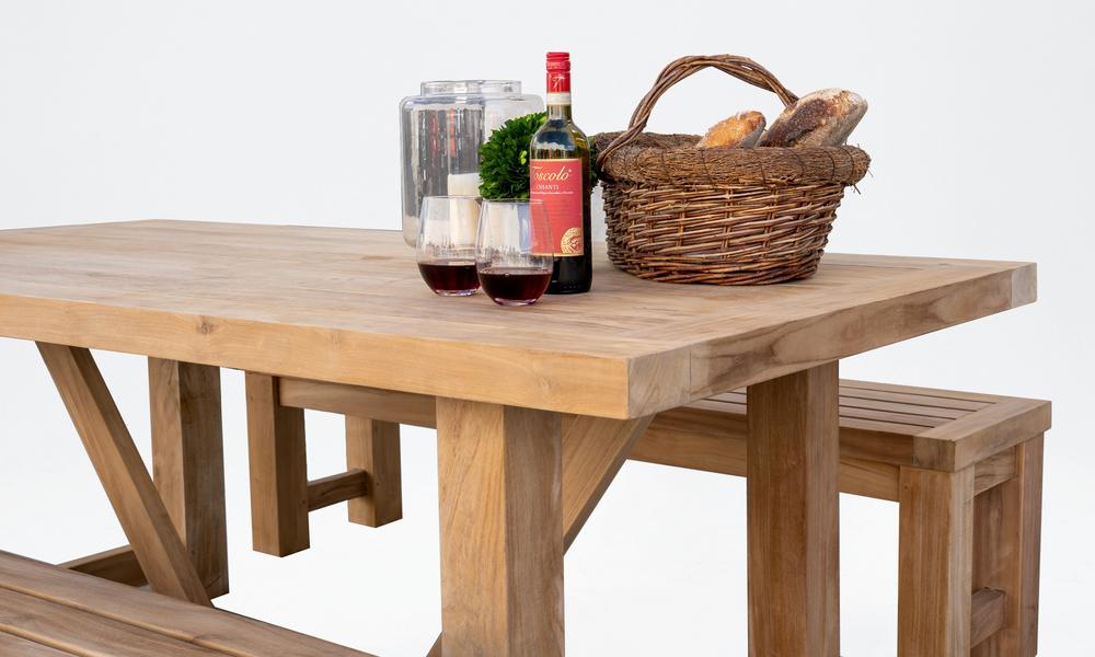 Kalle teak dining table 2568   web2 copy