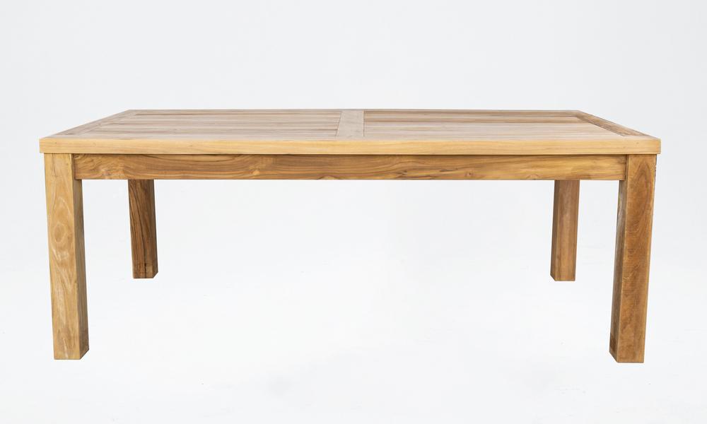 Kalmar teak dining table 2569   web1
