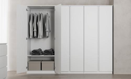 White   marlowe two door wardrobe 2814   web1
