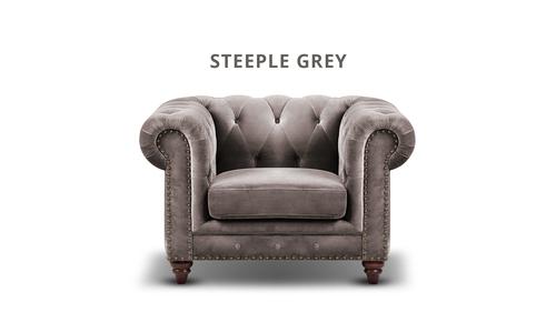 New steeple grey   kensington velvet button armchair   web1 %281%29