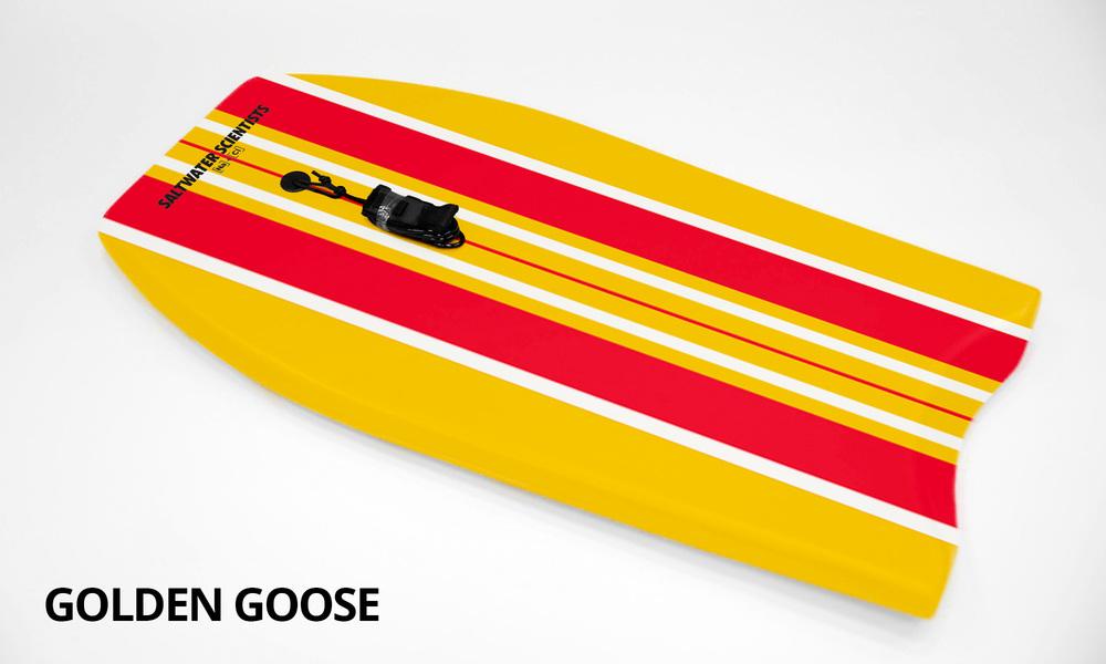 Golden goose   saltwater scientists body board stripe   web1