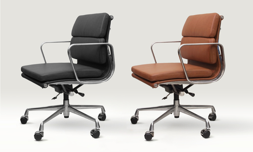 Replica mid back padded office chair 2800   web1