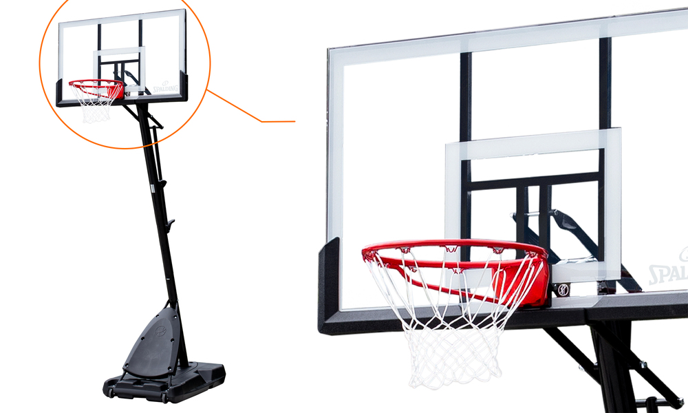 Spalding 54  polycarbonate portable basketball hoop 2863   web3 %281%29