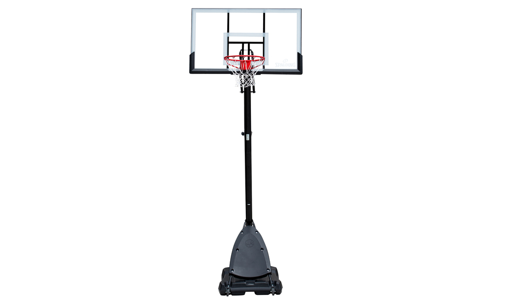 Spalding 54  polycarbonate portable basketball hoop 2863   web1